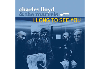 Charles Lloyd and The Marvels - I Long to See You (CD)