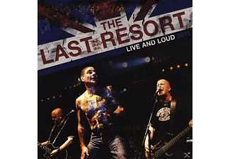 The Last Resort - Live and Loud - (Vinyl)