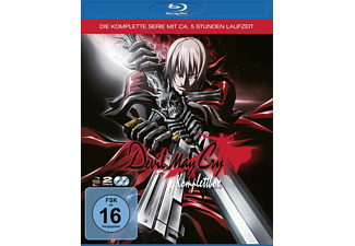 Devil May Cry - Komplettbox Anime Blu-ray