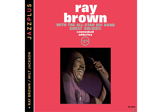 Ray Brown, Milt Jackson, Cannonball Adderley, The All-Star Big Band - Ray Brown With The All Star Big Band - (CD)