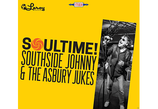 Southside Johnny & The Asbury Jukes - Soultime! [CD]