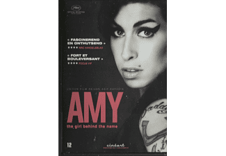 Amy - The Girl Behind The Name DVD