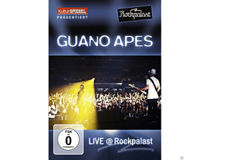 Guano Apes - Live At Rockpalast (Kulturspiegel Edition) - (DVD)