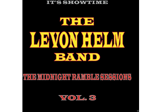 The Levon Helm Band - The Midnight Ramble Sessions - (CD)
