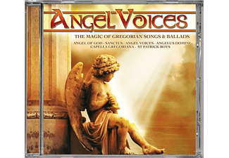 Capella Gregorian/St Patrick Boys/+ - Angel Voices-The Magic Of Gregorian Songs &Ballads - (CD)