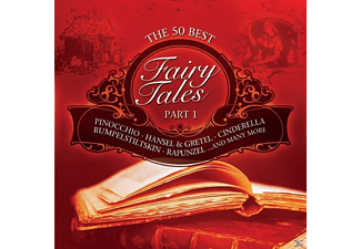 The 50 Best Fairy Tales: Part 1 - 1 CD - Hörspiel (Kinder)