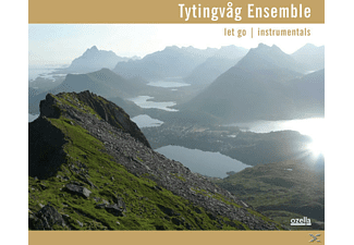 Tytingvag Ensemble - Let Go Instrumentals - (CD)