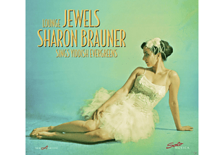Sharon Brauner - Jewels - (CD)