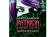 Patricia Vanhelsing - Jägerin Der Nacht.Band 7-12.Mp3 Version - (MP3-CD)