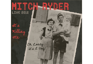 Mitch Ryder - It's Killing Me - (CD)