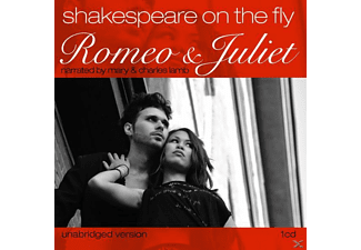 Romeo And Juliet-Shakespeare On The Fly - 1 CD - Hörbuch