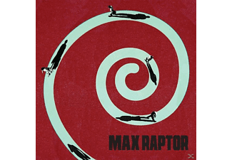 Max Raptor - Max Raptor (Coloured Vinyl) - (Vinyl)