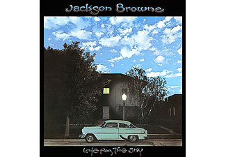 Jackson Browne - Late for The Sky - Remastered (CD)