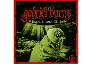 Burns Gabriel - Gabriel Burns 03: Experiment Stille - (CD)