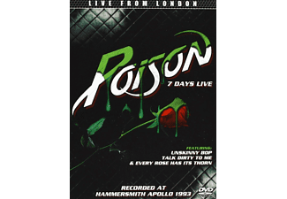 Poison - Live From London-7 Days Live - (DVD)