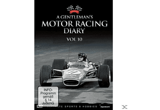 Gentlemans Motor Racing Diary 10 [DVD]