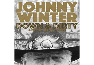 Johnny Winter - Down & Dirty - (DVD)