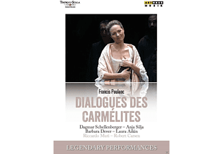VARIOUS, Orchestra And Chorus Of The Teatro Alla Scala - Dialogues Des Carmelites - (DVD)