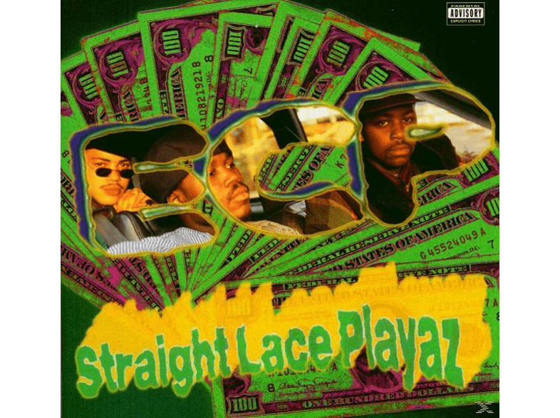 E C P - Straight Lace Playaz [CD]