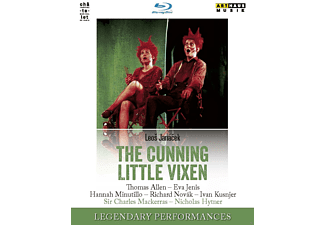 VARIOUS - The Cunning Little Vixen [Blu-ray]
