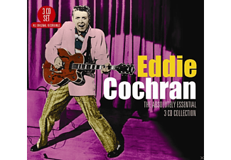 Eddie Cochran - The Absolutely Essential 3cd Collection [CD]