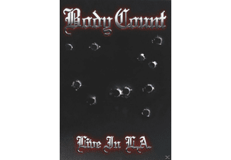 Body Count - Live In L.A. - (DVD + CD)