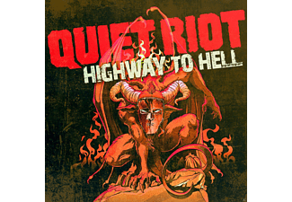 Quiet Riot - Highway To Hell - (CD)