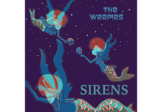 The Weepies - Sirens (Transparent Purple Coloured) [Vinyl]