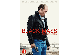 Black Mass - Strictly Criminal DVD