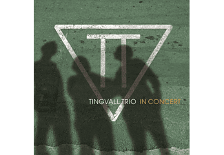 Tingvall Trio - IN CONCERT - (CD)