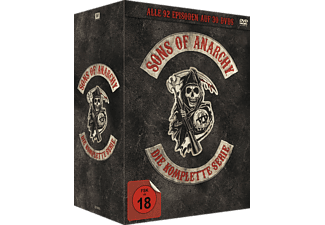 Sons of Anarchy - Die komplette Serie: Staffel 1-7 (30 Discs) [DVD]