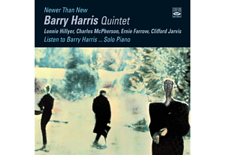 Barry Harris - Newer Than New / Listen To Barry Harris.... Solo Piano - (CD)
