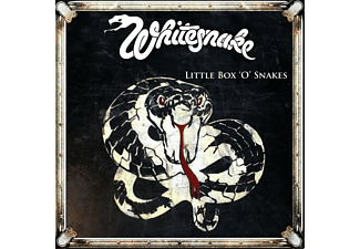 Whitesnake - Little Box 'o' Snakes-Sunburst Years 1978-1982 - (CD)