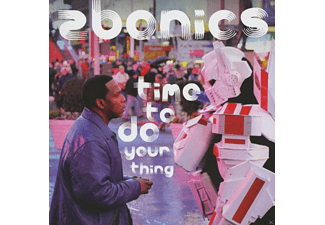 Zbonics - Time To Do Your Thing - (CD)