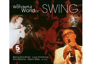 VARIOUS - The Swing-Box - (CD)