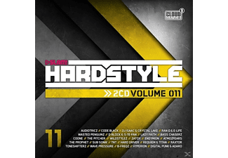 VARIOUS - Slam! Hardstyle Vol.11 - (CD)