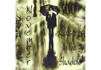Whispers In The Shadow - November - (CD)