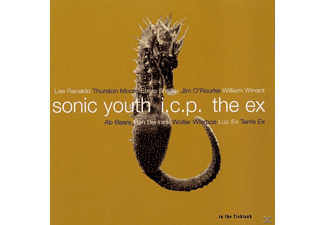 The Sonic Youth & I.c.p. & Ex - In The Fishtank - (CD)