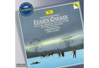 Staatskapelle Dresden, James Levine - Tschaikowsky: Eugene Onegin - (CD)