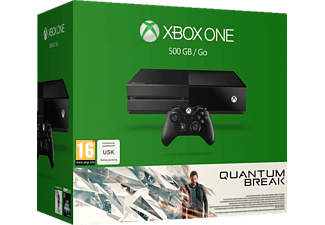MICROSOFT Xbox One 500GB bundle Quantum Break