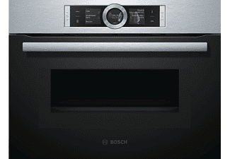 BOSCH Multifunctionele oven (CMG676BS1)