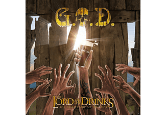 God - Lord Of The Drinks - (CD)
