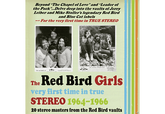 Red Bird Girls - Red Bird Girls [CD]