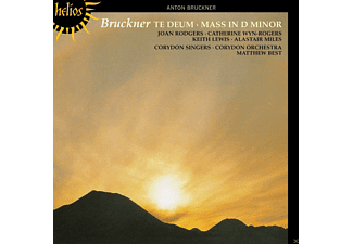Corydon Singers & Corydon Orchestra - Bruckner: Mass In D Minor & Te Deum - (CD)