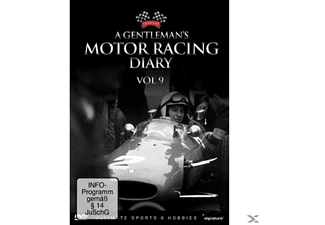 A Gentleman's Motor Racing Diary Vol.9 - (DVD)