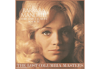 Barbara Mandrell - This Time We Almost Made [CD]
