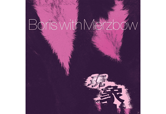 Boris With Merzbow - Gensho Part 2 (2lp + Mp3) [LP + Download]