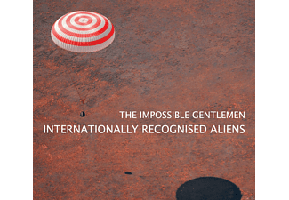 The Impossible Gentlemen - Internationally Recognised Aliens - (CD)