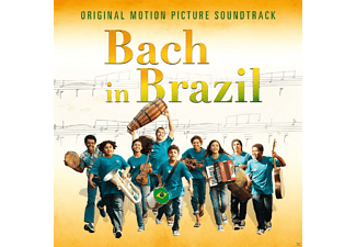 VARIOUS - Bach In Brazil [CD]