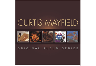Curtis Mayfield - Original Album Series - (CD)